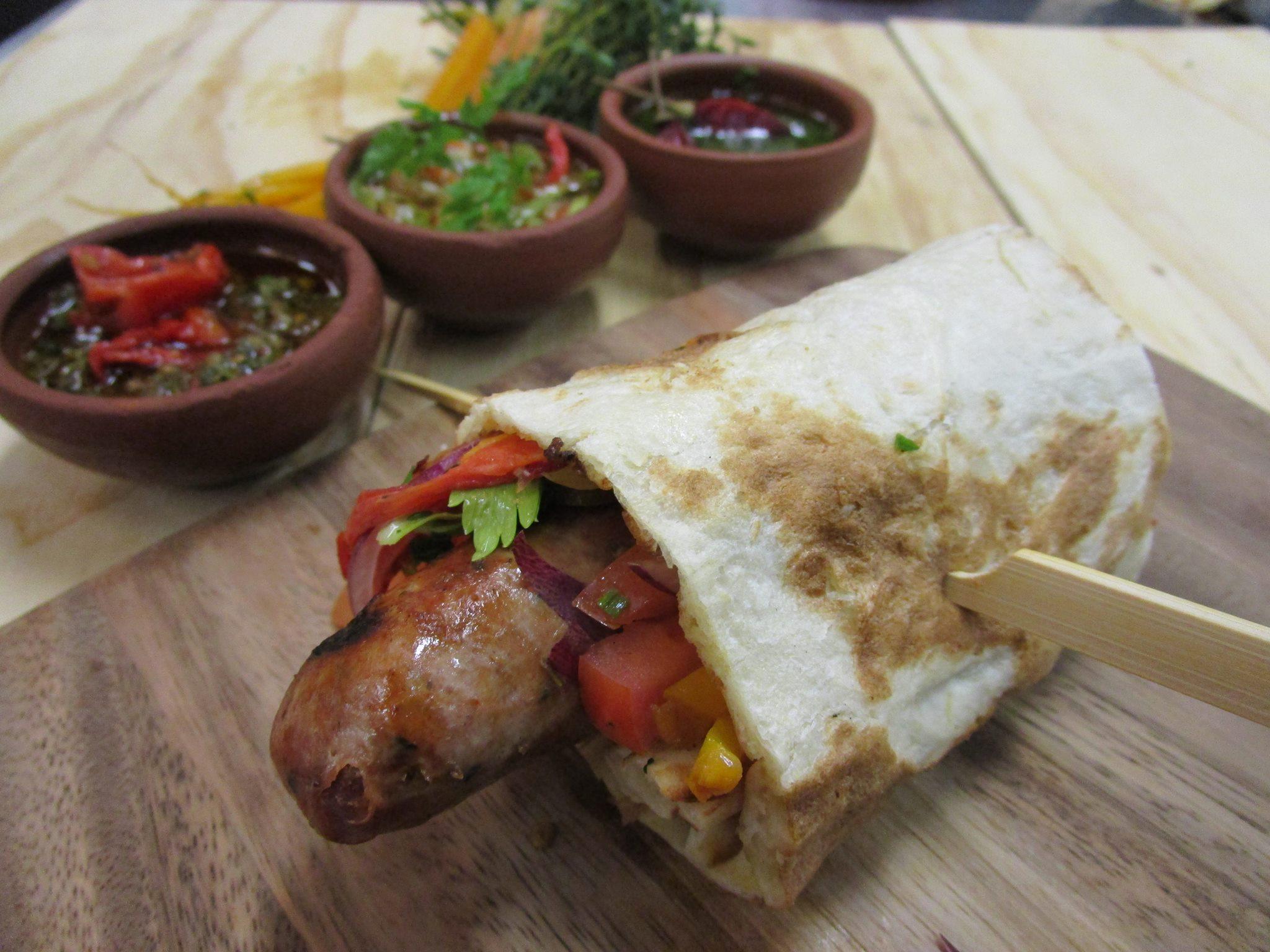 Gallery la boca bar and grill argentinian restaurant for Bar food la menu